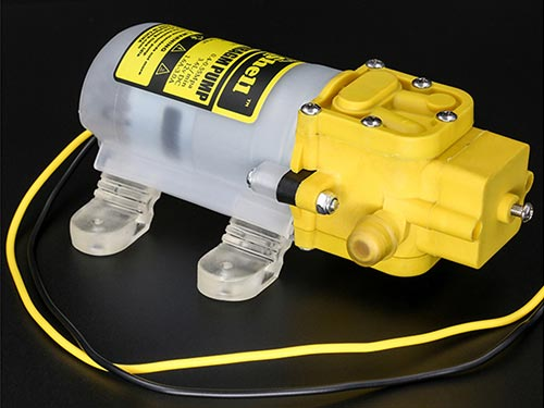 背負式電動(dong)噴霧器隔(ge)膜水泵