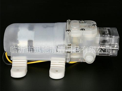 食品(pin)級衛生(sheng)飲料(liao)泵